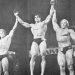 Ken Waller, Lou Ferrigno and Mike Katz