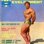 Ken Waller Muscular Development Magazine 1971
