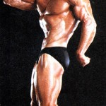 Bodybuilder Ken Waller