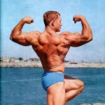 Ken Waller star of Pumping Iron