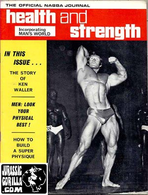 Ken Waller Health and Strength Magazine
