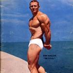 Ken Waller Ironman Magazine Cover