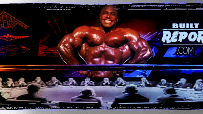 Lee Haney Gallery