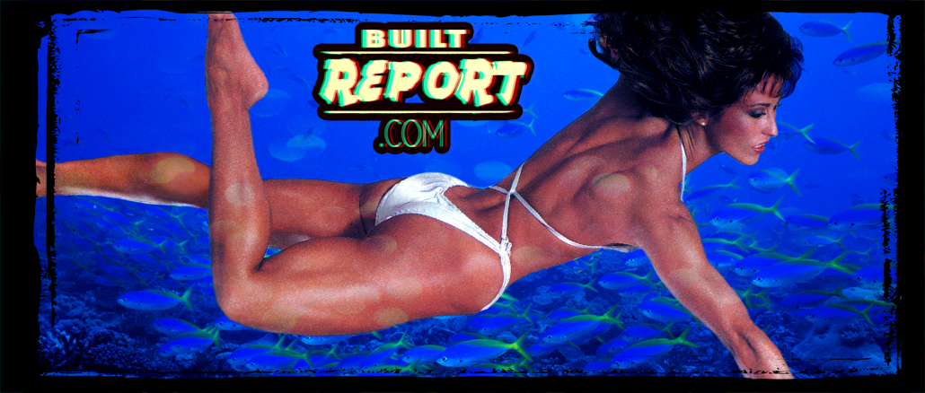 Built Report Rachel McLish