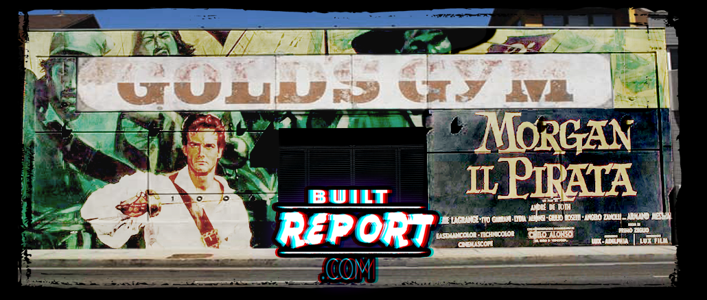 Morgan The Pirate Built Report Banner