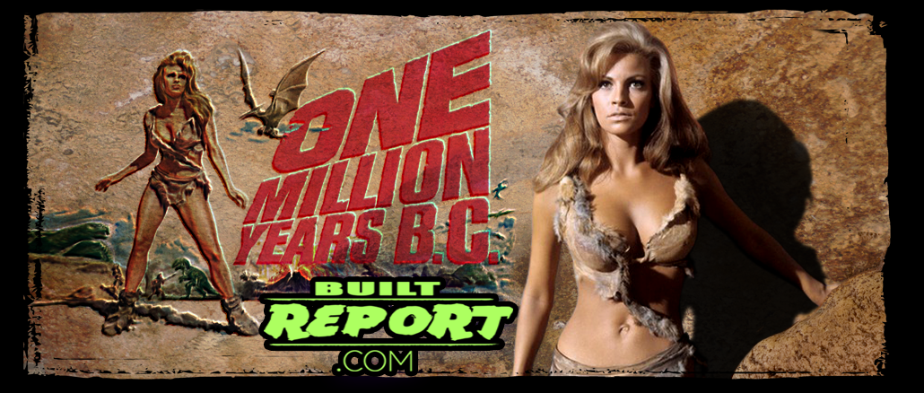 One Million Years BC Banner