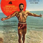 Hercules soundtrack with Steve Reeves on cover Built Report Gallery