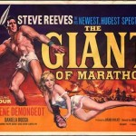 Mylene Demongeot stars with Steve Reeves in Giant of Marathon