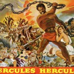 Steve Reeves Hercules Poster