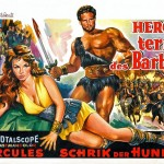 Steve Reeves and Chelo Alonso