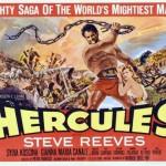 Steve Reeves with Sylva Koscina