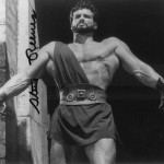 Steve Reeves publicity still for Hercules
