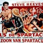 Reeves as Randus - son of Spartacus