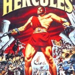 Hercules Poster featuring Steve Reeves