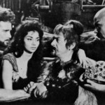SSteve Reeves with Chelo Alonso