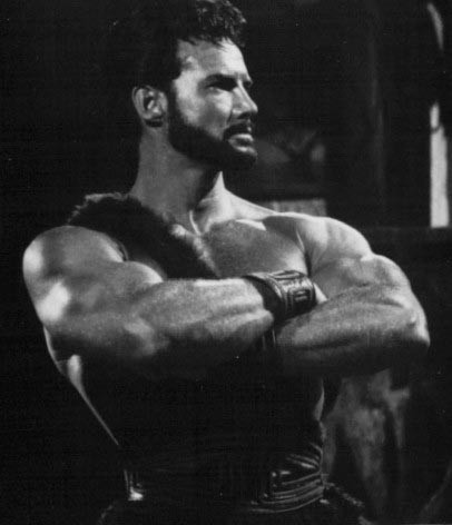 Steve Reeves Goliath and the Barbarians