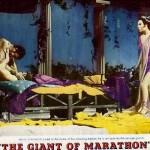 Lobby Card for Steve Reeves Giant of Marathon