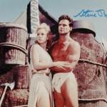 Steve Reeves as Phillipides and Mylène Demongeot as Andromeda