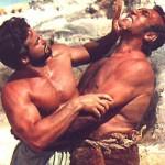 Hercules vs Antaeus