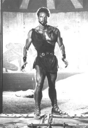 Steve Reeves in Hercules