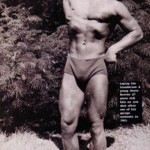 Steve Reeves grew up eating healthy