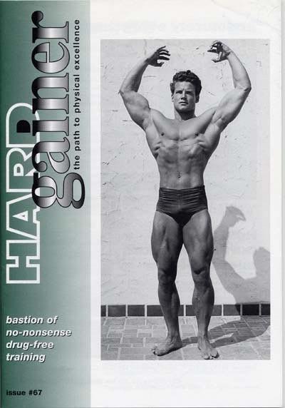 Steve Reeves Hardgainer Magazine