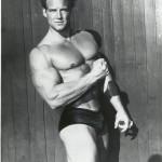 Steve Reeves in neutral arm pose.