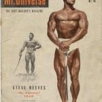 1950 Mr.Universe Steve Reeves