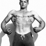Steve Reeves looking like Steve Reeves at 15.
