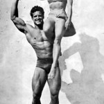 Steve Reeves lifts Pudgy Stockton