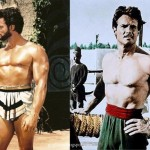 Steve Reeves bodyweight fluctuated for movie roles.