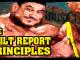 The Built Report Principles