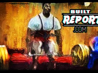 Ronnie Coleman Deadlift