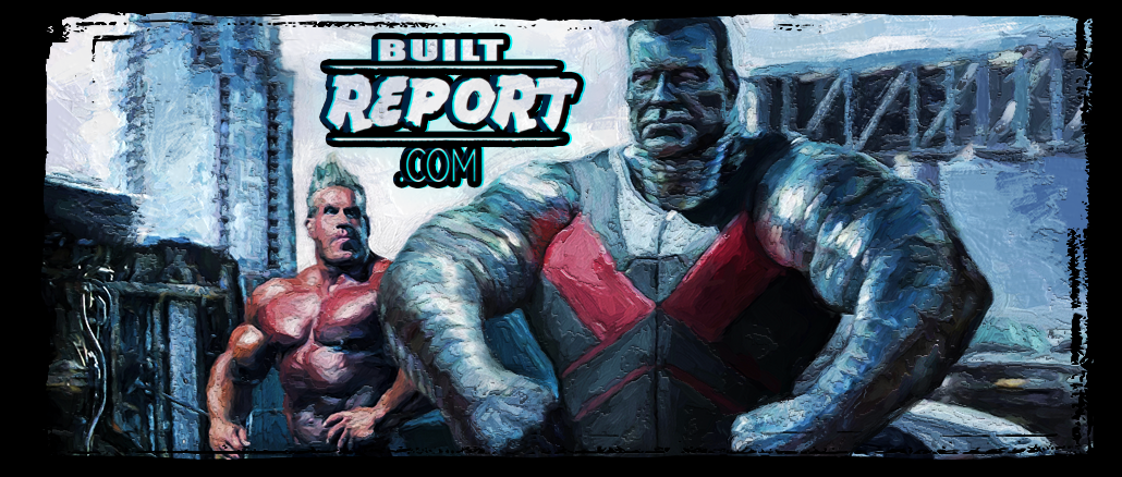 Deadpool Colossus Built Report Banner