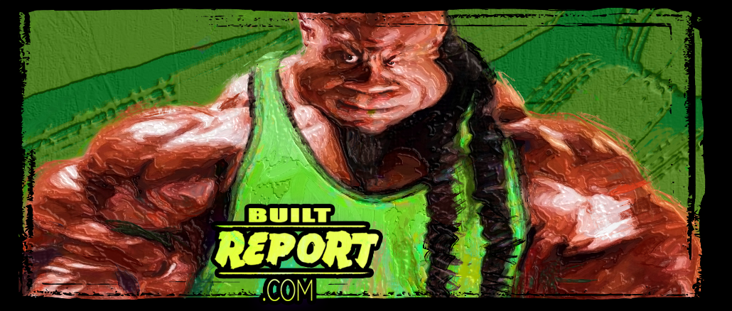 Built Report Kai Greene Gallery Banner