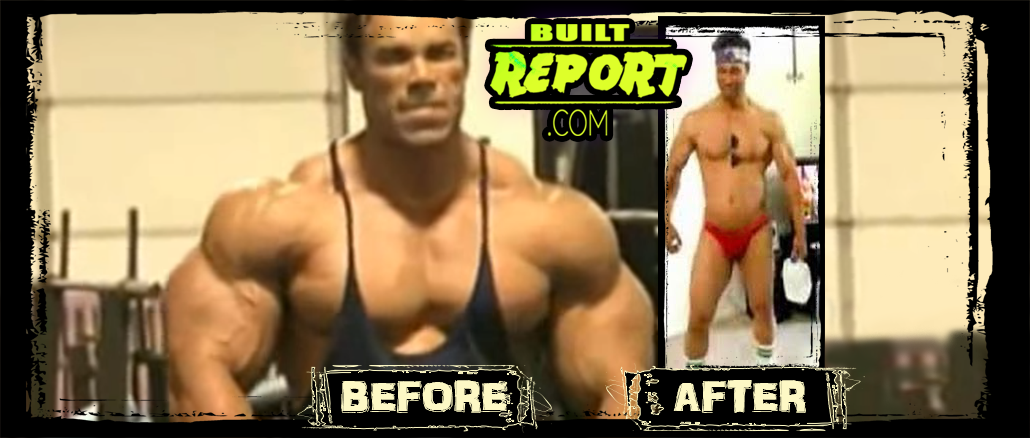 Built Report Kevin Levrone Gallery