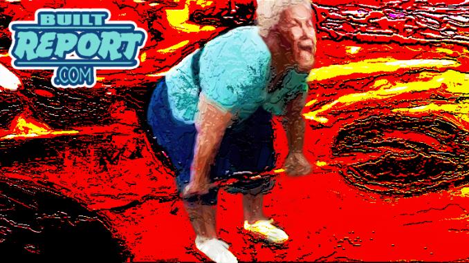 Deadlifting Granny