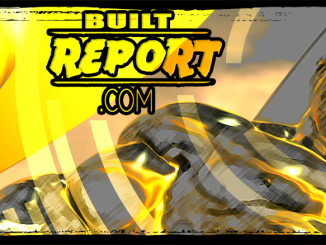 Built Report Jay Cutler Banner