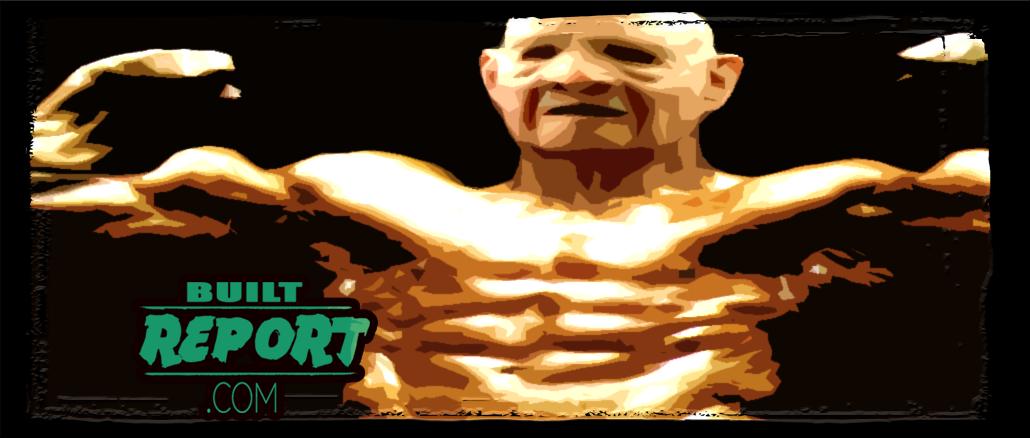 Centenarian Bodybuilder