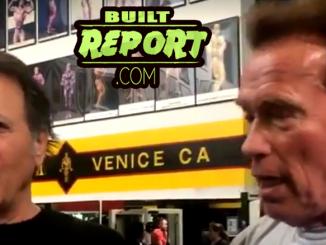 Frank Stallone Arnold Schwarzenegger