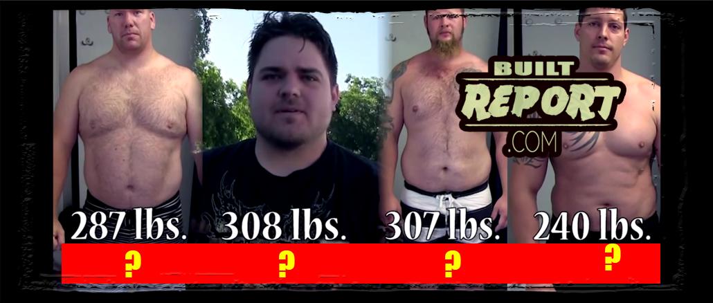 Bodyfat Percentages