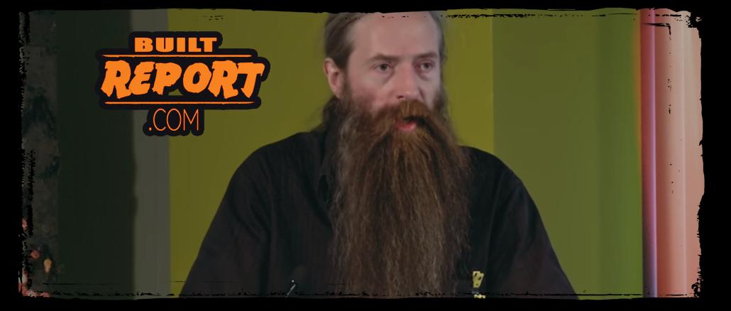Dr Aubrey de Grey