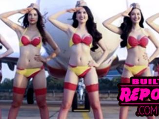 Bikini Fitness Airline