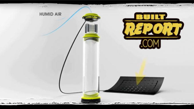 39628eb699 Self Filling Water Bottle – Built Report