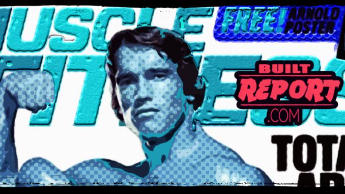 Latest Arnold Schwarzenegger Cover