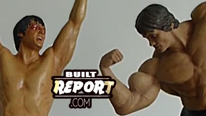 Schwarzenegger vs Stallone