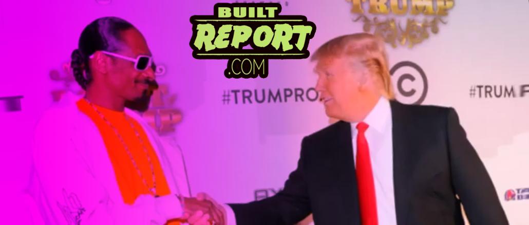 Snoop Dogg vs Trump
