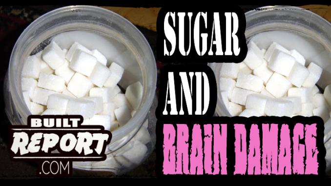 Sugar Causes Brain Damage