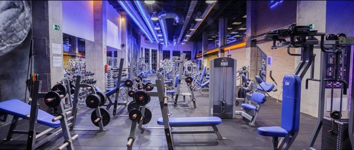Dorian Yates Gym