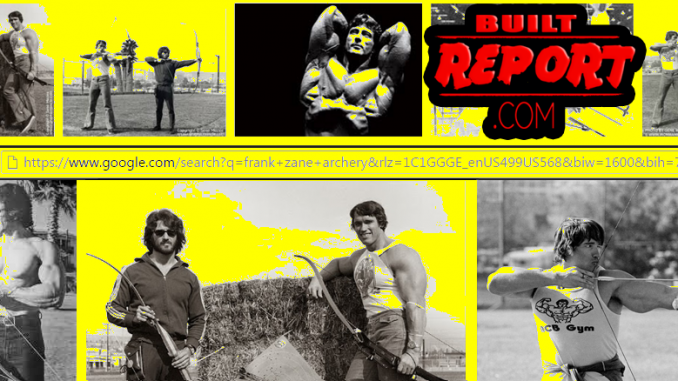 frank zane discussed on joe rogan podcast � built report